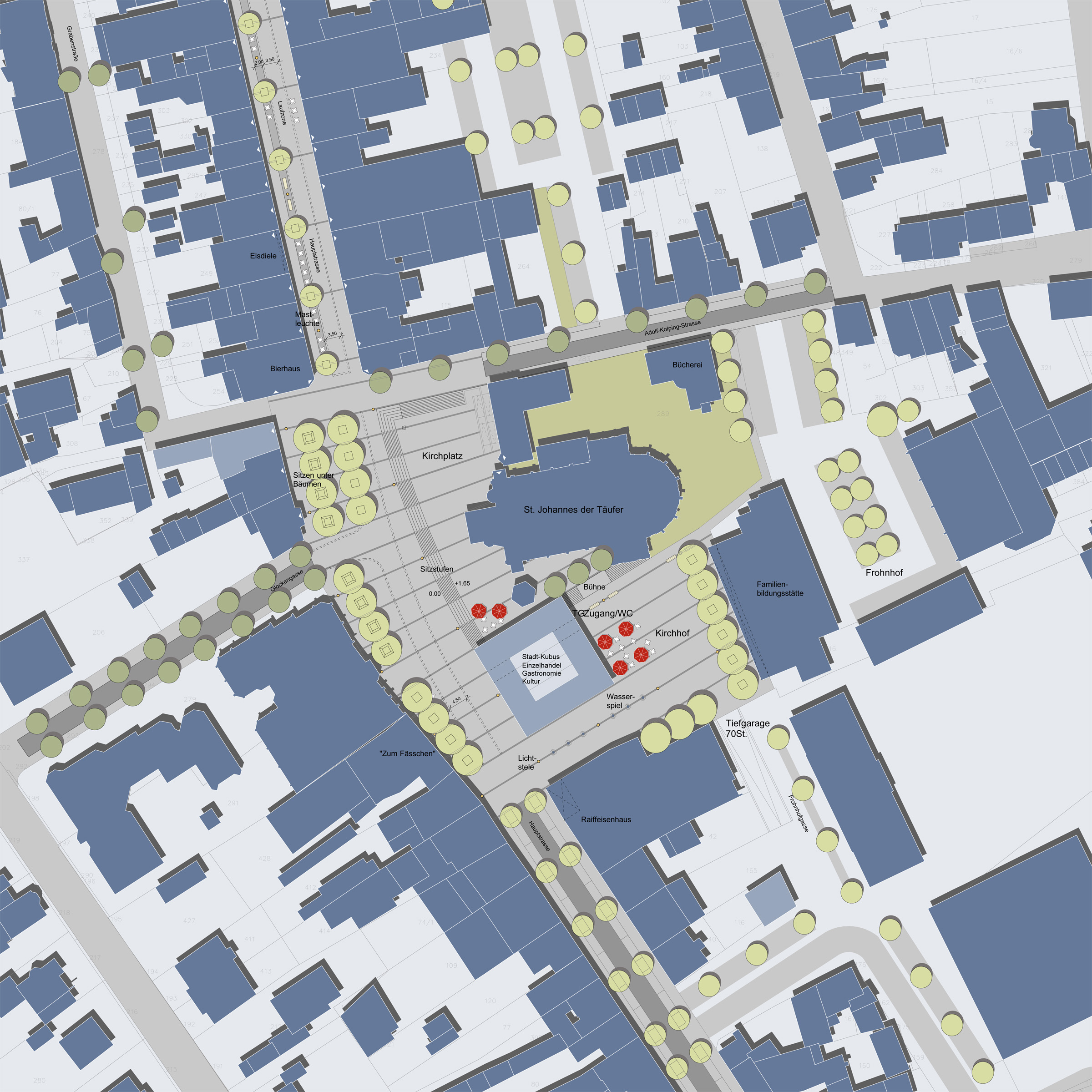 Meckenheim Kirchplatz 1-500 2009-05-05